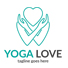 Yoga Love Logo