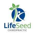 Life Seed - People Leaf Chiropractic Logo