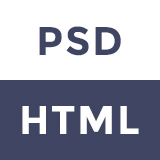 PSD/Sketch to HTML