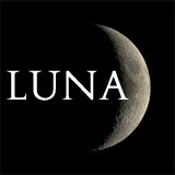 Luna - Moon Widget