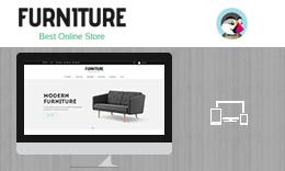 Furniture - Prestashop Responsive Theme