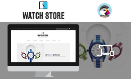Watch - Prestashop Responsive Theme