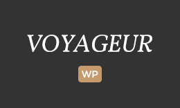 Voyageur - WordPress Blog Theme