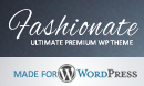 Fashionate – Photography WordPress Theme