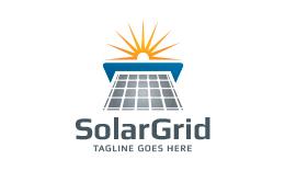 Solar Grid Logo