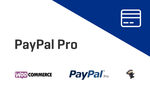 PayPal Pro - Credit Card Gateway Plugin