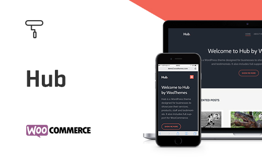 Hub - A WordPress Theme by WooThemes
