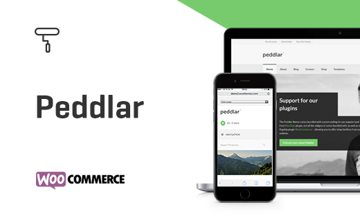 Peddlar - WordPress Theme by WooThemes