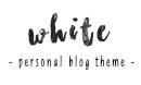 Z-White - A Personal WordPress Blog Theme