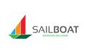 Sail Boat - Marketing Logo