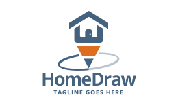 Home Draw Logo