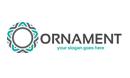 Ornament - Letter O Logo