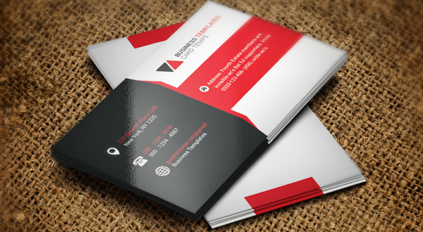 Creative Official Business Card