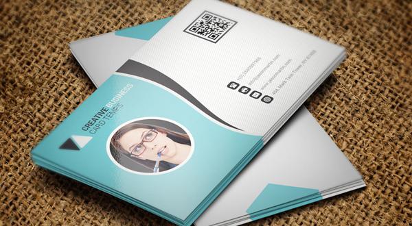 Polstract Business Card