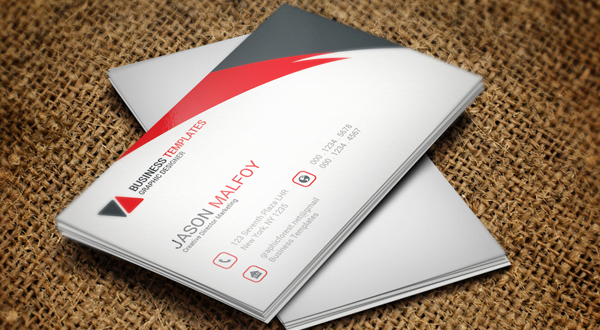 Tutor Business Card Template