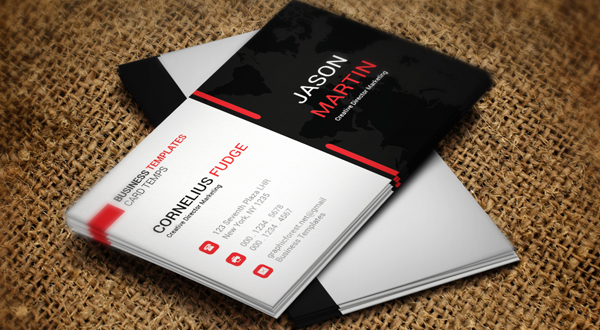 Shape Business Card