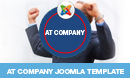 AT Company –  Business / Company Joomla template