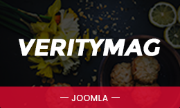 SJ VerityMag - Creative News/Magazine Joomla Template