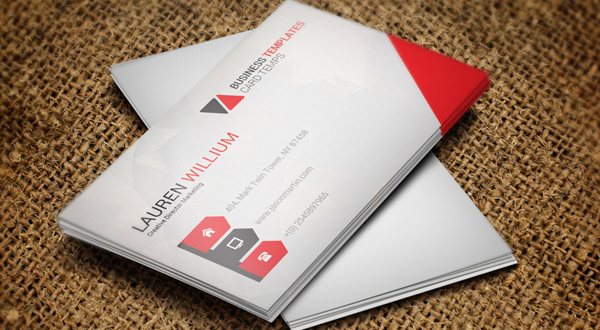 Sort Corporate Business Card