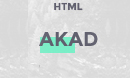 AKAD - Creative Digital Agency Template