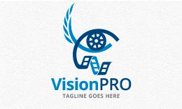Vision Pro - Eye Logo