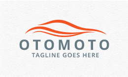 Otomoto - Automotive Car Logo