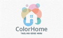 Color Home - Real Estate Logo