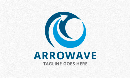 Arrow Wave Logo