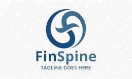 Fin Spin Logo