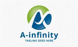 A - Infinity Logo