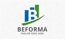 Beforma - Letter B Logo