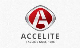 Accelite - Letter A Logo