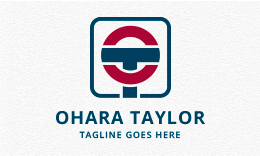 Ohara Taylor - Letter OT/TO Logo