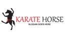 Karate Horse Logo