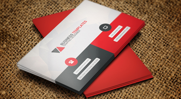 Smart Shape Businesscard