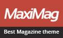 Maximag - Clean and Elegant Magazine WordPress Theme