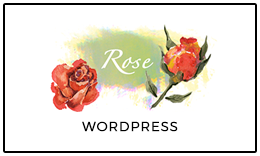 Rose A Lovely WordPress Theme for Bloggers