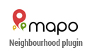 Mapo - Neighborhood Map Plugin