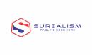 Surealism Letter S logo