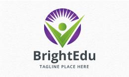 Bright Education Logo