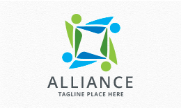Alliance - People Logo