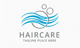 Hair Care Logo