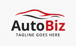 Auto Business Logo