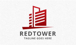 Red Tower Logo