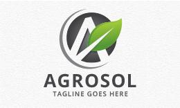 Agrosol - Letter A Logo