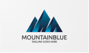 Mountain Blue Logo