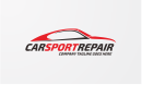Car Sport Repair Logo