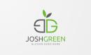 Josh Green - JG Letter Logo