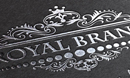 Royal - Crest Logo