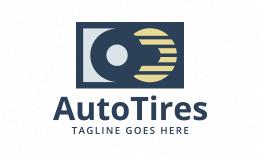 Auto Tires Logo